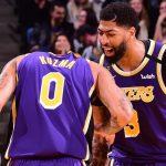 Sin LeBron, los Lakers ganan su séptimo partido seguido