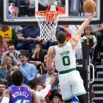 Resto jornada: Los Celtics vuelven a ganar con un gran Jayson Tatum