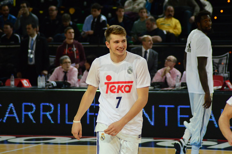 """""""Luka Doncic"""" (CC BY 2.0) by jmendia99"""