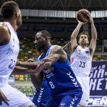 Horarios y colegiados para la jornada 1 en ACB