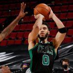 Ya están aquí los Celtics