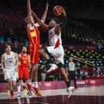España presenta sus fortalezas en el debut en Tokio