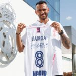 Hanga ya es jugador del Real Madrid oficialmente